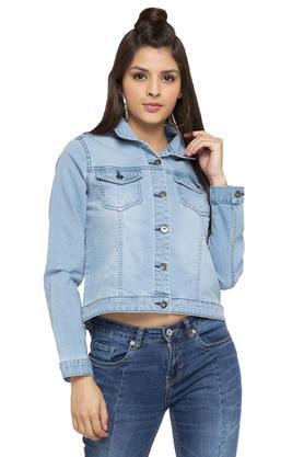 80fe10ea3 Jackets for Women - Buy Jackets & Shrugs for Women Online in India ...