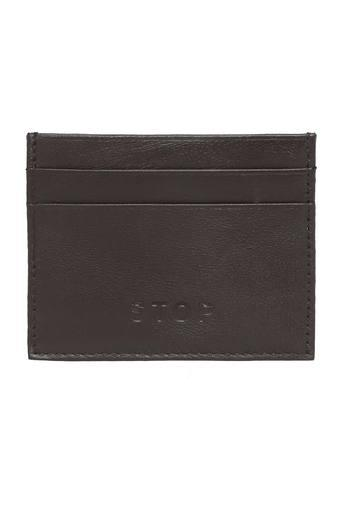 STOP -  Brown Wallets - Main