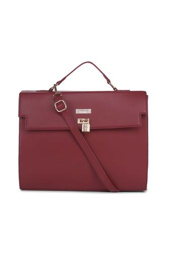 TRUFFLE COLLECTION -  Burgundy Handbags - Main