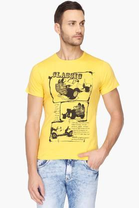 Shoppersstop : Flat 50% to 60% Off On Life & Stop T- shirt + Free Shipping low price image 12