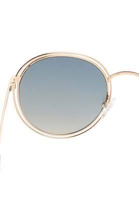 Womens Full Rim Round Sunglasses - OP-1662-C01
