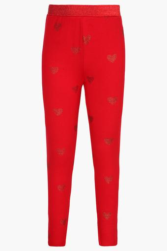 NAUTI NATI -  Red Bottomwear - Main