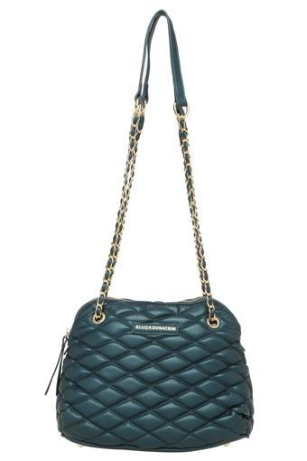 ELLIZA DONATEIN -  Teal Backpacks - Main