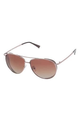 Unisex Aviator UV Protected Sunglasses - LI124C31