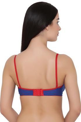 Womens Padded Non Wired T-Shirt Bra