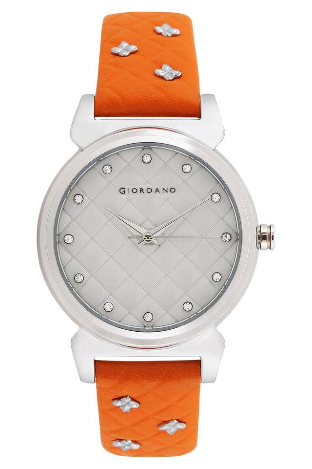 Womens Analogue Leather Watch - 2794-02