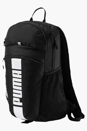 Unisex 1 Compartment Zipper Closure Backpack