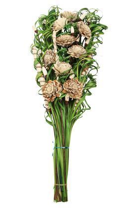 Long Stem Sunflower Artificial Flowers Bunch