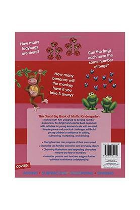 The Great Big Book of Math: Kindergarten