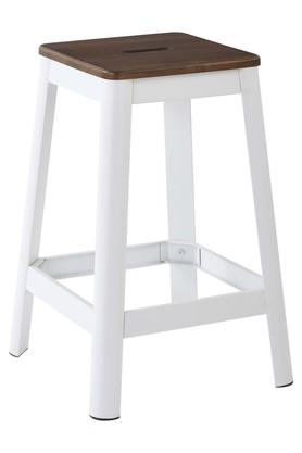 White Martyn Stool