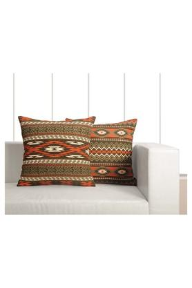 Printed Cushion Cover Set Of 2