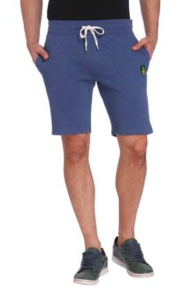 JACK AND JONES Mens 3 Pocket Slub Shorts