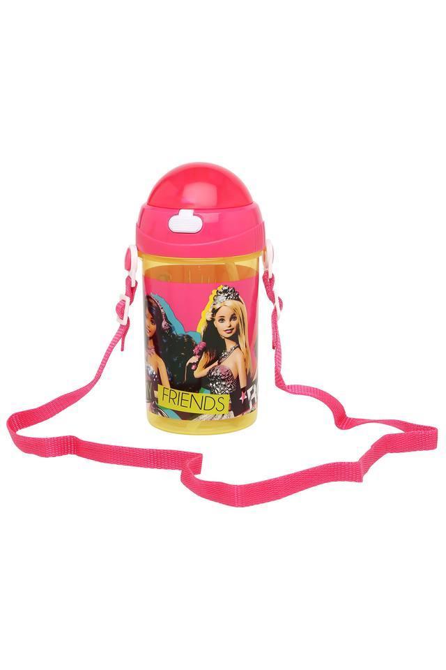 Girls Barbie Rockstar Water Bottle