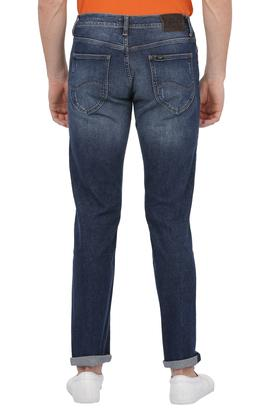 Mens Mild Wash Travis Jeans