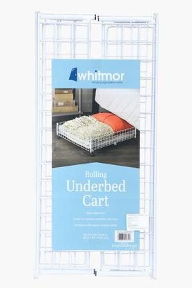 WHITMOR Rolling Under Bed Cart