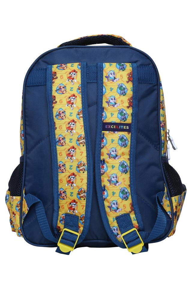 Kids Chase 3D School Bag