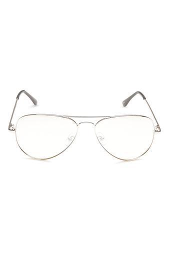 Unisex Aviator UV Protected Sunglasses - NIDS2500C54SG