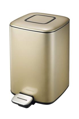 ERROR BRAND Brushed Stainless Steel Step Bin - 203509447_9900