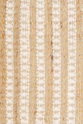 Striped Floor Rug