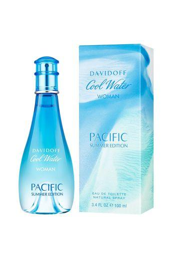 Womens Cool Water Pacific Summer Edition EDT - 100ml