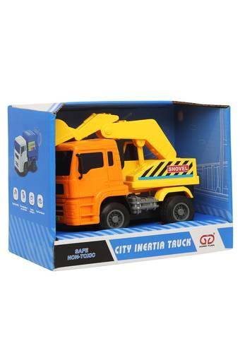 Unisex Construction Truck Toy