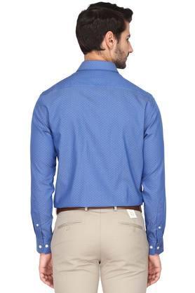 Mens Slim Collar Printed Shirt (Ultrapress)
