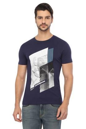 26ada7399955 T-Shirts for Men - Avail upto 60% Discount on Branded T-Shirts for ...