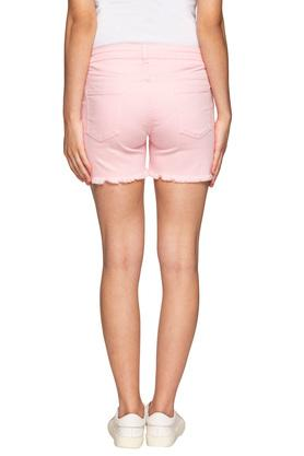aa7f5d1d87 Buy Capris & shorts For Womens Online | Shoppers Stop
