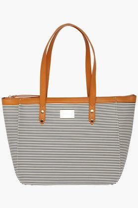 SATYA PAUL Womens Zipper Closure Tote Handbag - 203029035