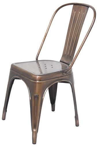 Copper Stylo Chair