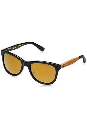Unisex Wayfarer Polycarbonate Sunglasses