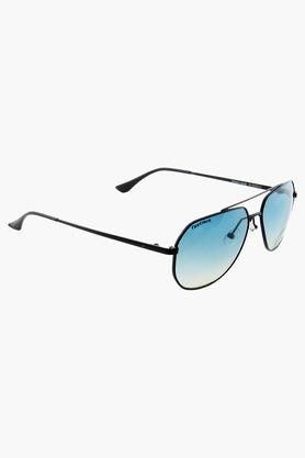 FASTRACK Unisex Polygon Gradient Sunglasses - M186BU3