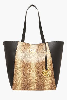 RS BY ROCKY STARWomens Zipper Closure Satchel Handbag - 203346268_9212