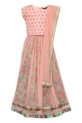 76dd2ab8d0fc7 Get Upto 50% Off On Girls Dress, Suits Clothes Online | Shoppers Stop