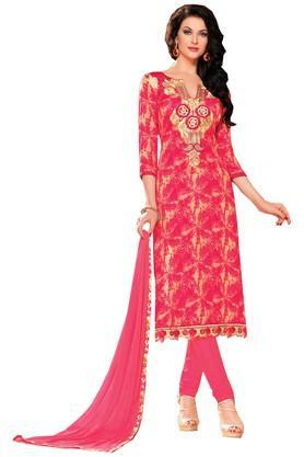 Womens Cotton Dress Material