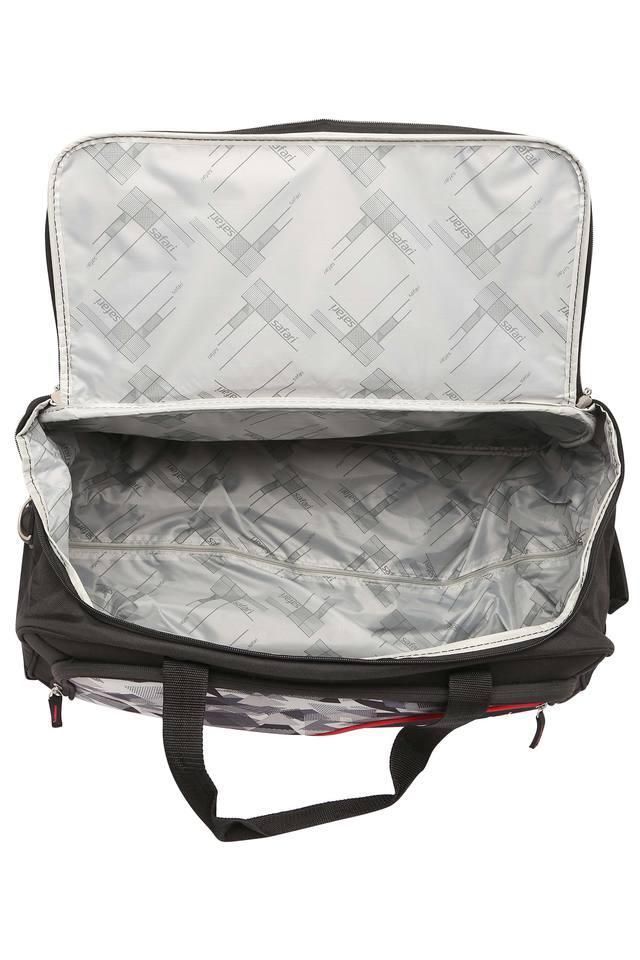 Unisex Zipper Closure Soft Trolley
