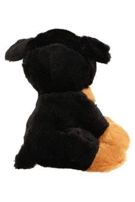 Unisex Sitting Dog Soft Toy