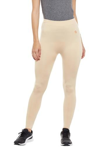 f83d299b1e4c2 Buy C9 Womens Ankle Length Solid Leggings | Shoppers Stop