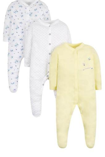 MOTHERCARE -  Yellow Nightwear - Main