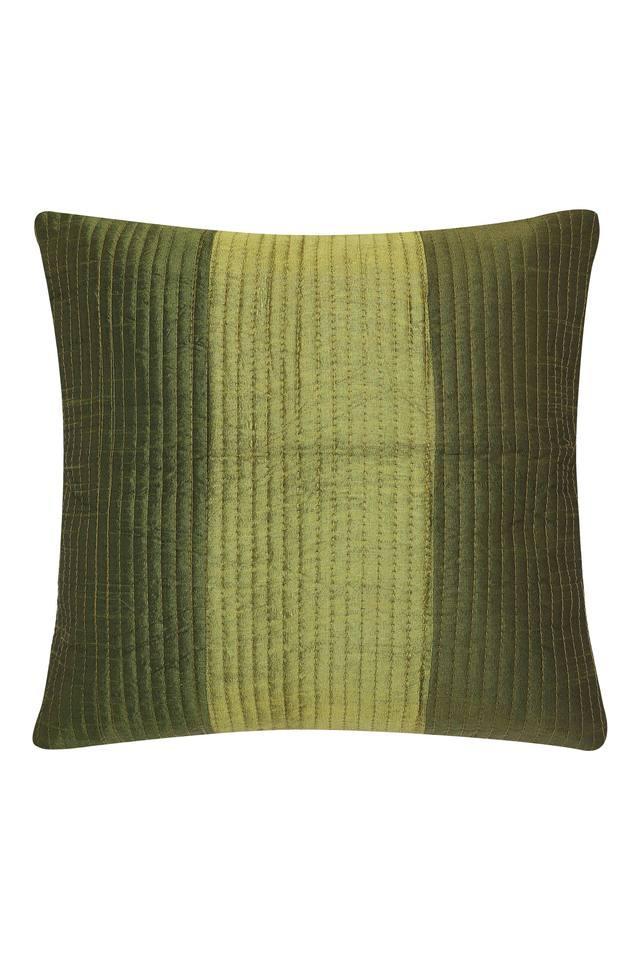 Colour Block Square Cushion Cover