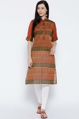 ac92525e036de Buy Jashn Womens Kurtas Online | Shoppers Stop