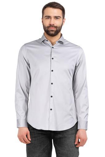 Mens Solid Shirt
