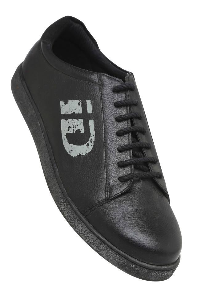 Mens Lace Up Casual Shoes