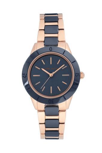 Womens Analogue Ceramic Watch - AK3160BLRG