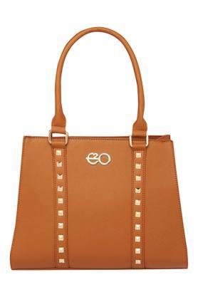 E2OWomens Zipper Closure Tote Handbag - 203783140_9308