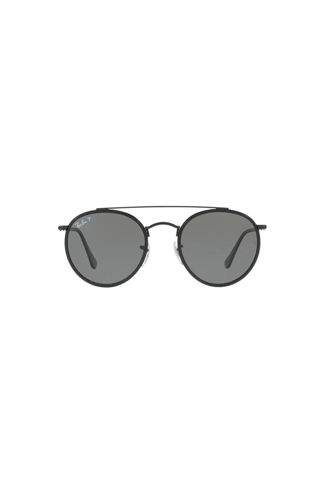 Unisex Browline Gradient Sunglasses