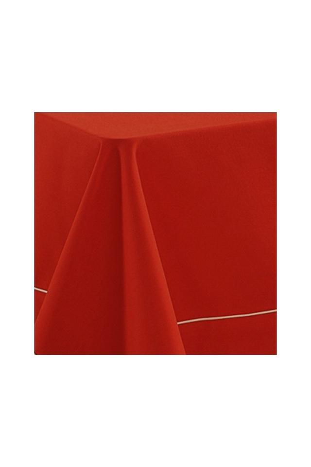 Solid Table Cover - 12 Seater