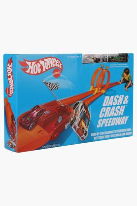 Unisex Dash and Crash Speedway Track and Car Set