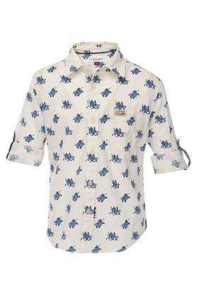 Boys Printed Shirt
