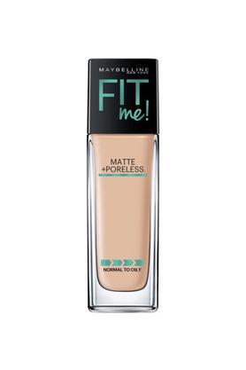 Fit Me Matte + Poreless Foundation